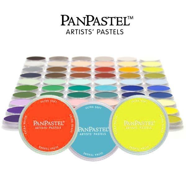 Pan Pastel Artists' Pastels